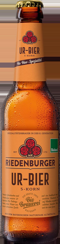 RIEDENBURGER Ur-Bier 5-Korn