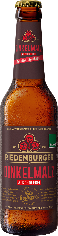 RIEDENBURGER Dinkelmalz alkoholfrei