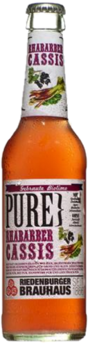 PURE Rhabarber-Cassis
