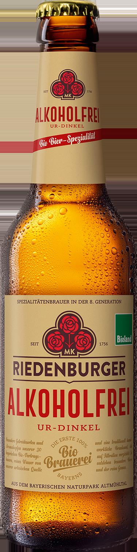 RIEDENBURGER  Ur-Dinkel alkoholfrei