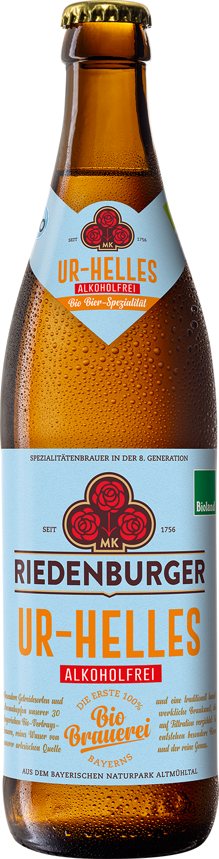 RIEDENBURGER Ur-Helles Alkoholfrei