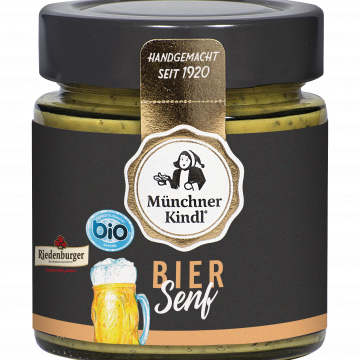 RIEDENBURGER Bier Senf